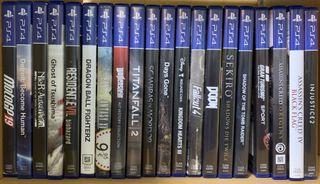 Juegos PS4 / Playstation 4