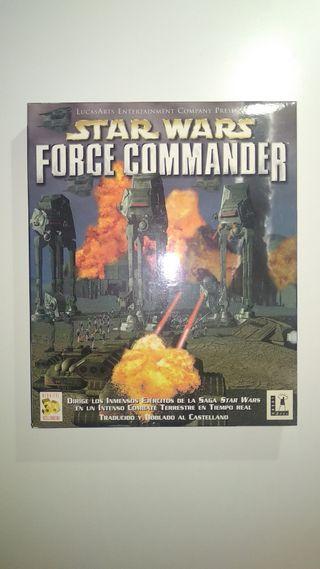 Star Wars Force Commander para PC