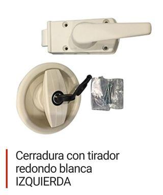 CERRADURA PUERTA CARAVANA