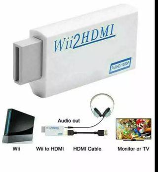 ADAPTADOR WII PARA HDMI