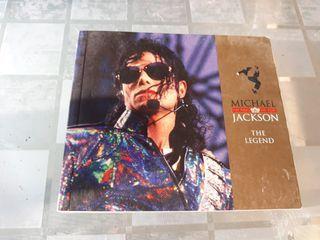 Michael Jackson - Libro - The Legend