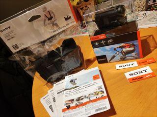 Cámara De Acción Sony HDR-AS20