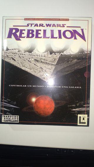Star Wars Rebellion para PC