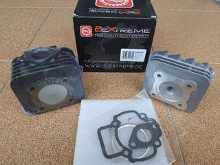 Cilindro + Piston 70 cc Vespa LX 50 Piaggio Zip