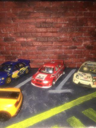 Maqueta coches de colección