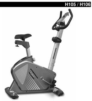 Bicicleta estática Pegasus BH fitness H105