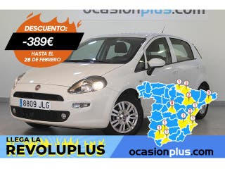 Fiat Punto 1.2 8v SANDS Gasolina Pop 51 kW (69 CV)
