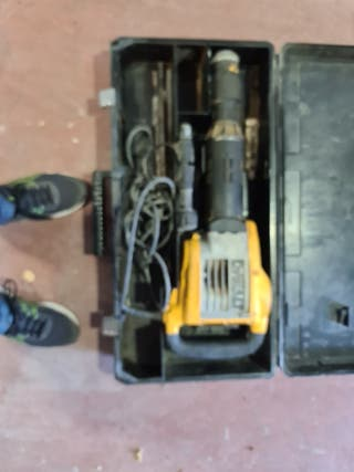 martillo demoledor dewalt 1600