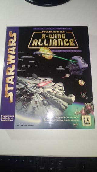Star Wars X-Wing Alliance para PC