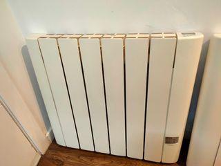 vendo 2 radiador calor azul