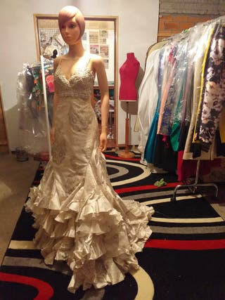 Vestido de novia Patricia Avendaño