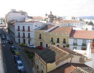 Alquiler piso con plaza de garaje - Centro Mérida