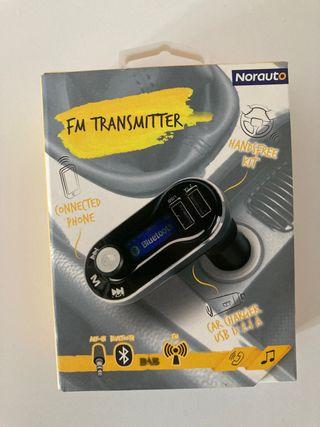 Conector Bluetooth coche