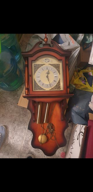 Reloj de Péndulo Como nuevo