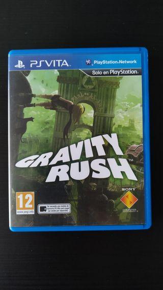 Gravity Rush para PS Vita Pal España y como nuevo