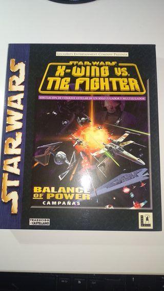 Star Wars X-Wing vs Tie Fighter para PC