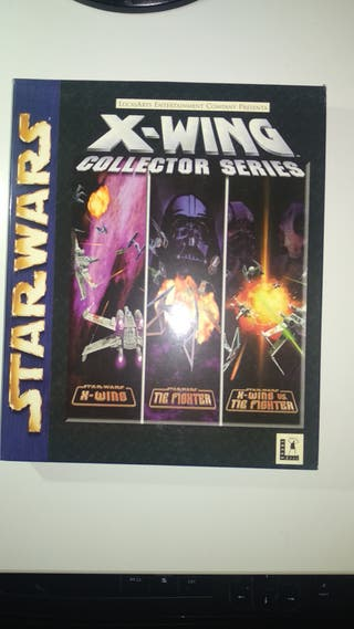 Star Wars X-Wing Collector Series para PC