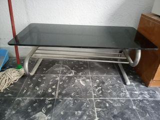 mesa centro pequeña