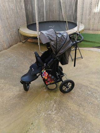 carrito para bebé de 3 ruedas