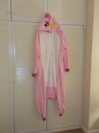 Disfraz/pijama unicornio