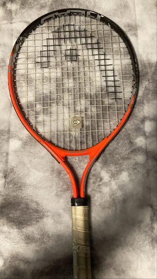 Raqueta de tenis PRECIO Negociable