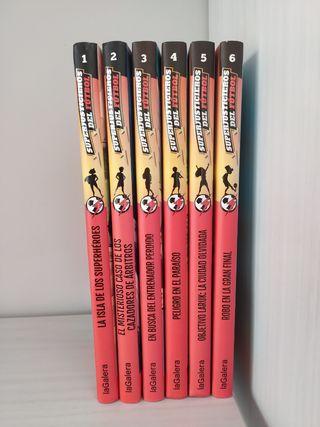 Libros Superjusticieros del Fútbol