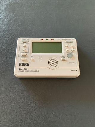 Metrónomo KORK TM-50