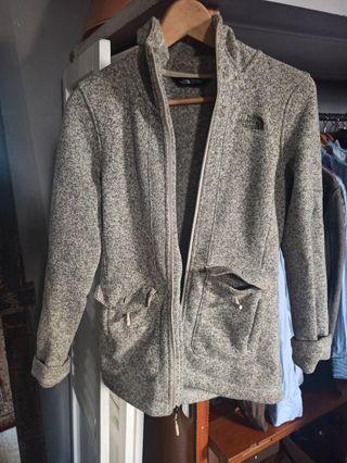 the North Face, chaqueta forro polar mujer