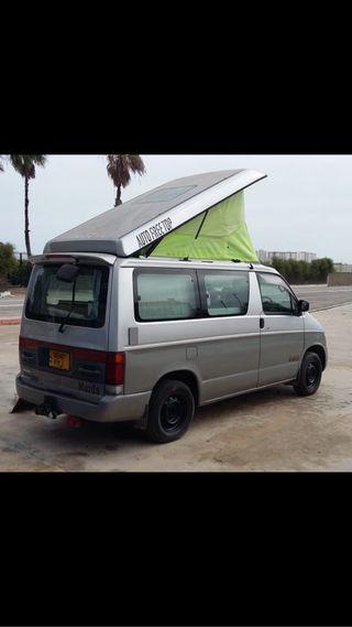 Mazda Bongo 4x4 camper volante derecha