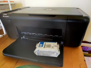 IMPRESORA HP DESKJET F4500