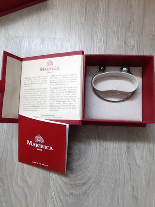 Pulsera perlas Majorica