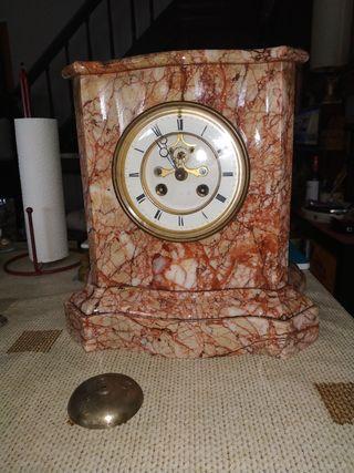 reloj de sobremesa Napoleón