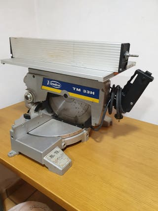 Ingletadora Virutex modelo TM 33 H