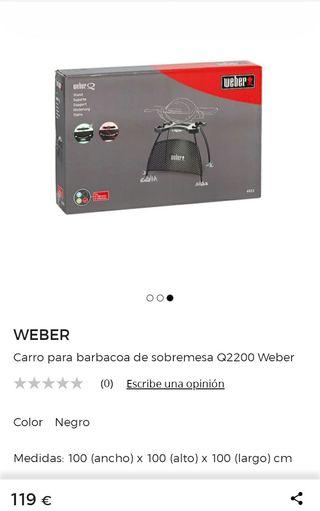 weber 6523 NUEVO