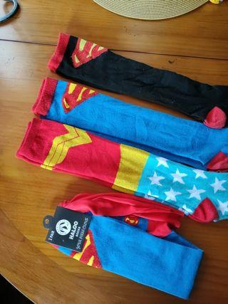 Media calcetín niño Héroes.