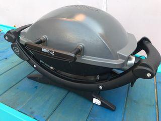 Barbacoa eléctrica Weber Q1400