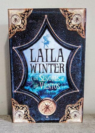 Laila Winter y los Señores de los vientos.