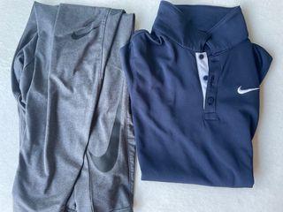 Ropa Nike-Pantalón y Polo