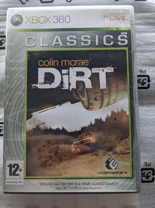 Colin McRae Dirt para Xbox 360