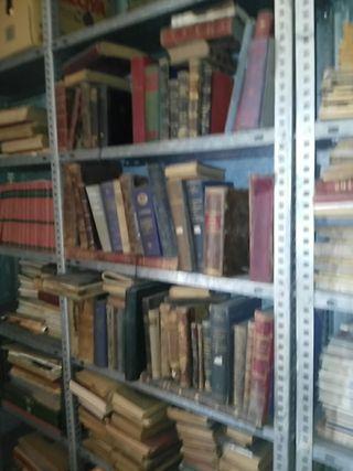 libros y revistas antiguas