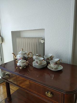 colección porcelana china