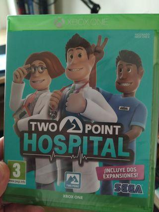 Two Point Hospital Xbox Precintado