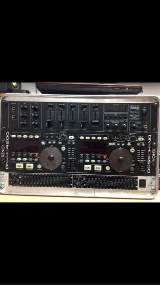DENON 4500 DN-HC 4500