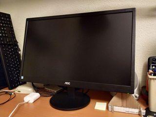 """Monitor AOC E2270Sw 21,5"""" Full-HD 1920x1080-nuevo"""