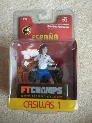 Figura Iker Casillas