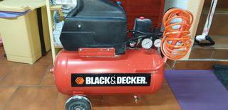 Compresor de Pintura Black&Decker