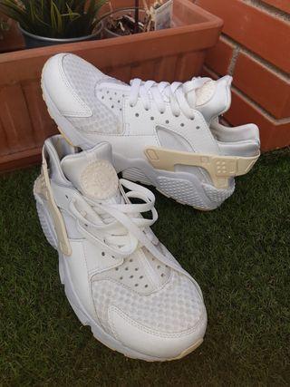 zapatos chica Nike Air Huarache