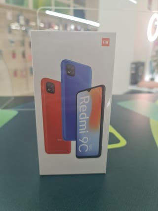 Xiaomi Redmi 9C 32gb NFC GRAY OFERTA