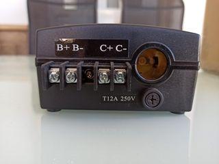 Adaptador 220v Dometic Waeco Coolpower EPS-100