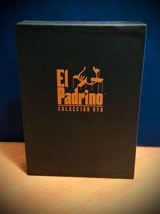 DVD PACK TRILOGÍA - EL PADRINO